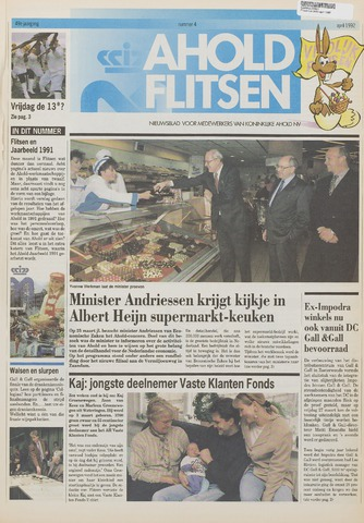 Personeelsbladen 1992-04-01