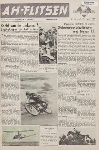 Personeelsbladen 1954-08-01
