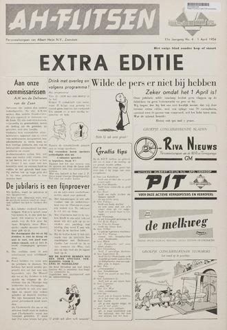 Personeelsbladen 1954-04-01