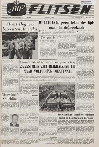 Personeelsbladen 1964-08-01