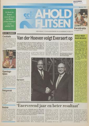 Personeelsbladen 1992-12-01