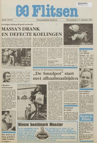 Personeelsbladen 1982-09-01