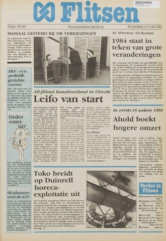 Personeelsbladen 1984-05-01