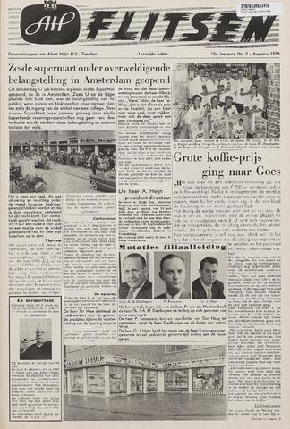 Personeelsbladen 1958-08-01