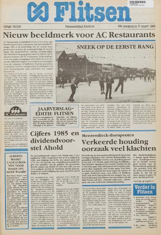 Personeelsbladen 1986-03-01