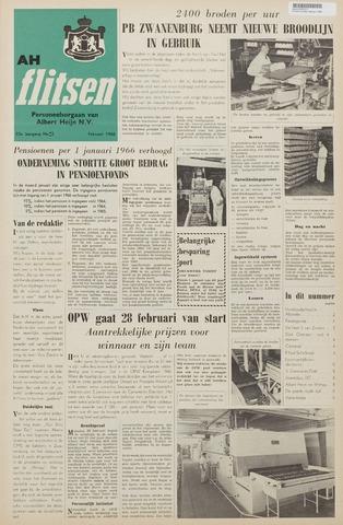 Personeelsbladen 1966