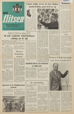Personeelsbladen 1965-09-01
