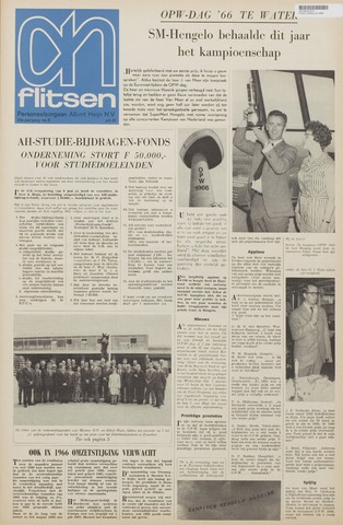 Personeelsbladen 1966-07-01