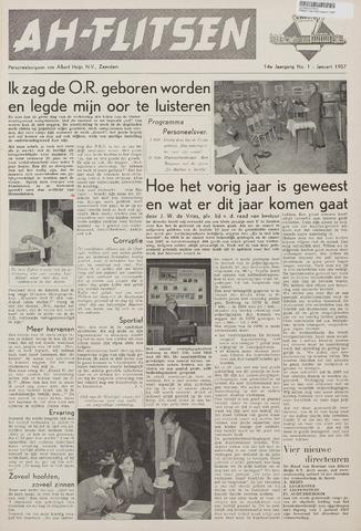 Personeelsbladen 1957-01-01