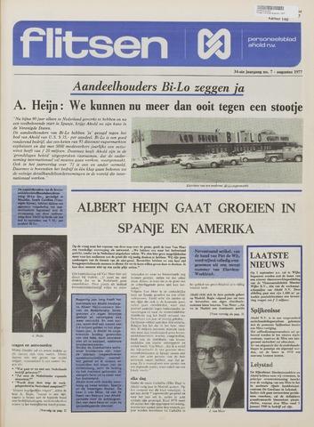 Personeelsbladen 1977-08-01