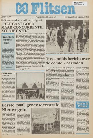 Personeelsbladen 1986-09-01