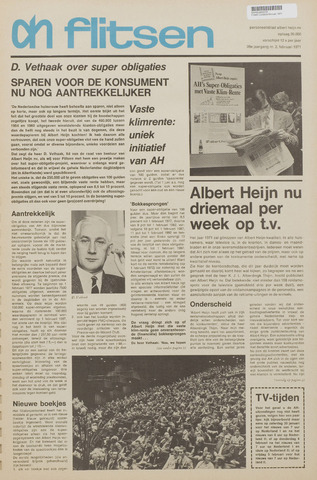 Personeelsbladen 1971-02-01