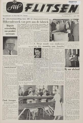 Personeelsbladen 1958-04-01