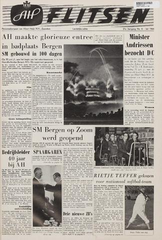 Personeelsbladen 1964-07-01