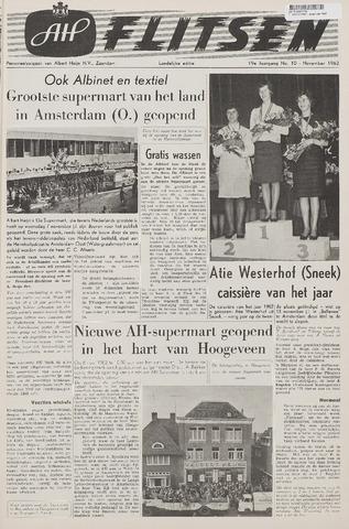 Personeelsbladen 1962-11-01