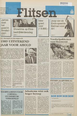 Personeelsbladen 1990-01-01
