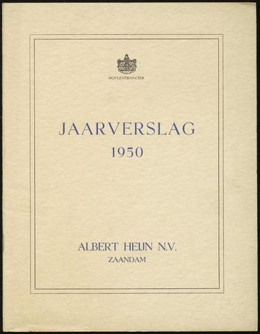 Jaarverslagen 1950
