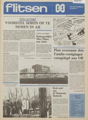 Personeelsbladen 1981-11-01