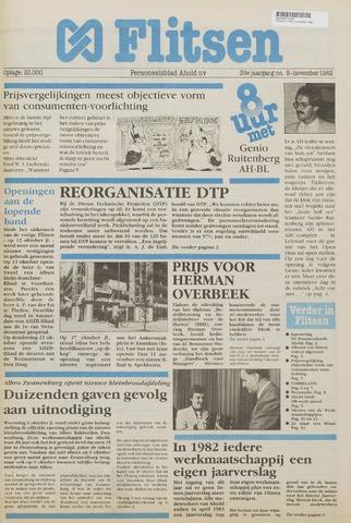 Personeelsbladen 1982-11-01