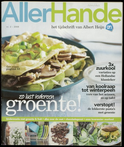 Allerhande 2008-02-01
