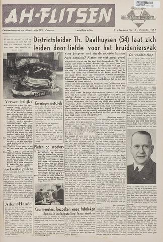 Personeelsbladen 1954-12-01