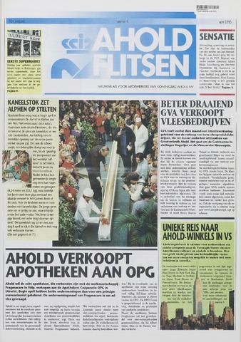 Personeelsbladen 1995-04-01