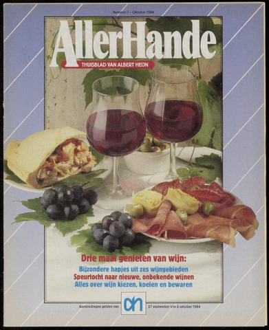 Allerhande 1984-10-01