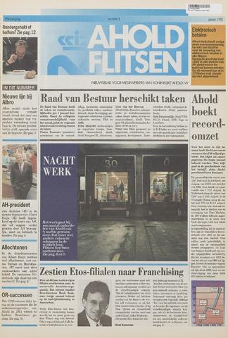 Personeelsbladen 1992-01-01