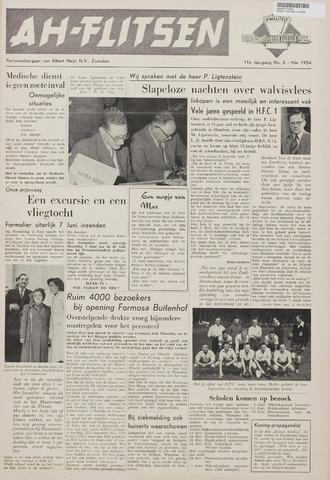 Personeelsbladen 1954-05-01