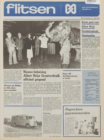 Personeelsbladen 1981-06-01