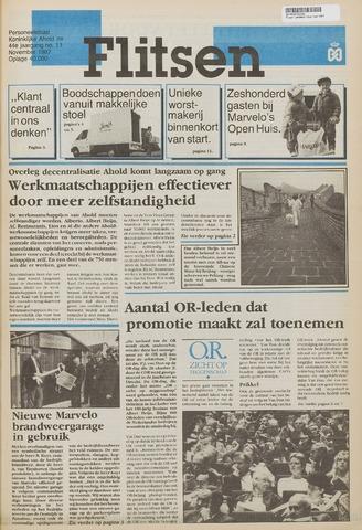 Personeelsbladen 1987-11-01