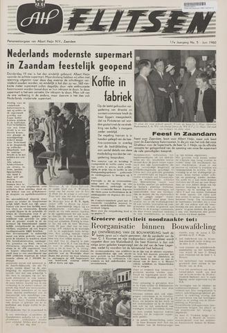 Personeelsbladen 1960-06-01