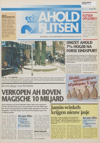 Personeelsbladen 1995-01-01