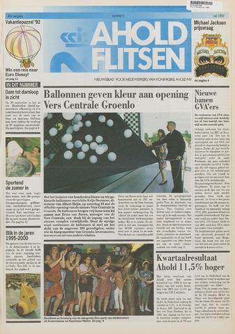 Personeelsbladen 1992-06-01
