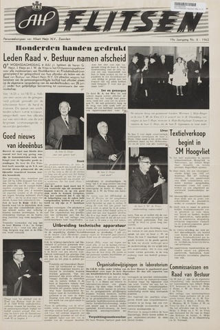 Personeelsbladen 1962-08-01