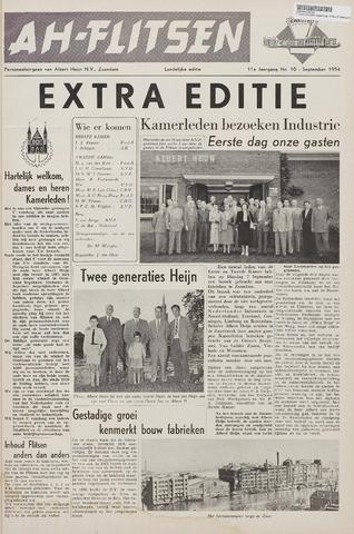 Personeelsbladen 1954-09-01