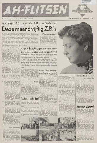 Personeelsbladen 1956-09-01