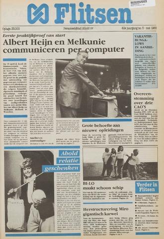 Personeelsbladen 1985-05-01
