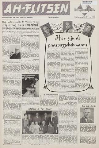 Personeelsbladen 1957-05-01
