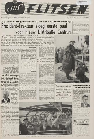 Personeelsbladen 1960-11-01