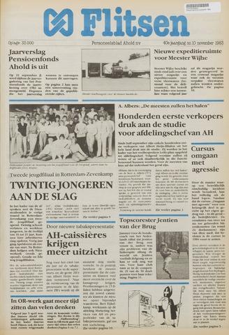 Personeelsbladen 1983-11-01