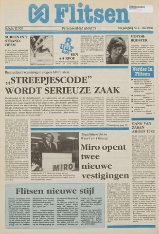 Personeelsbladen 1982-05-01