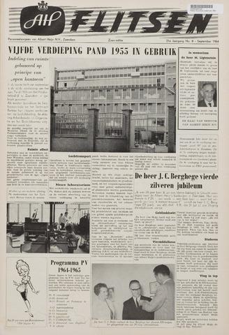 Personeelsbladen 1964-09-01