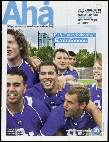 Personeelsbladen 2009-08-01