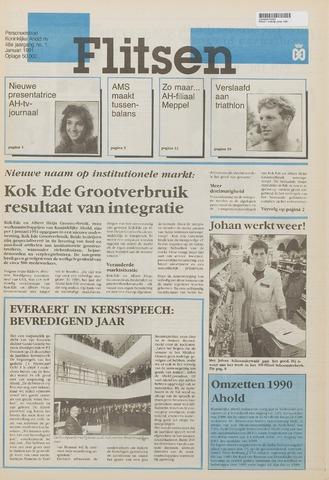 Personeelsbladen 1991-01-01