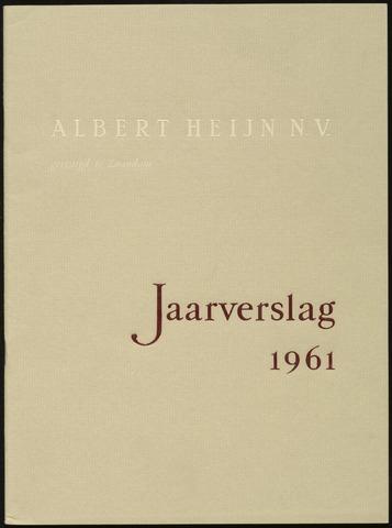 Jaarverslagen 1961