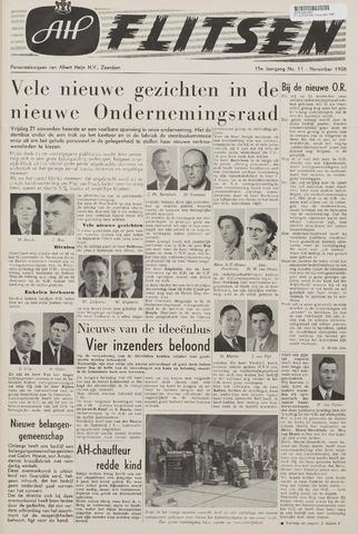 Personeelsbladen 1958-11-01