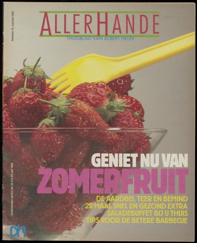Allerhande 1985-06-01