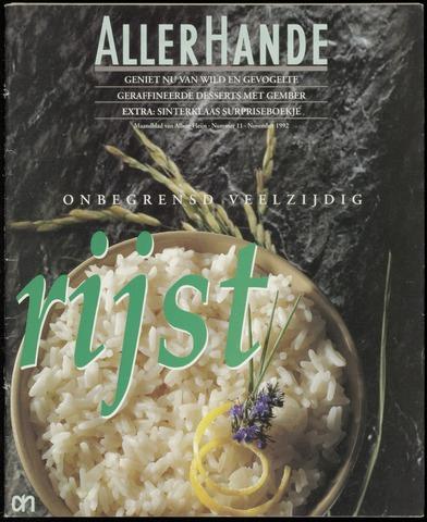 Allerhande 1992-11-01
