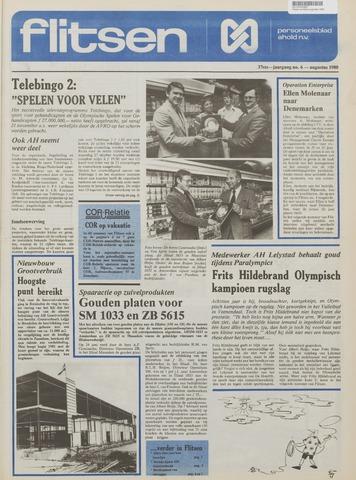 Personeelsbladen 1980-08-01
